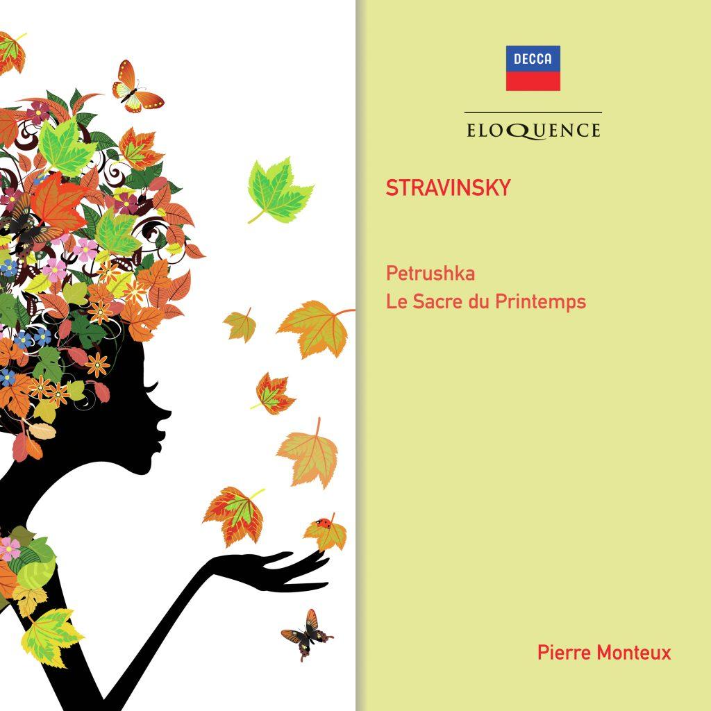 Stravinsky: Petruskha; The Rite of Spring