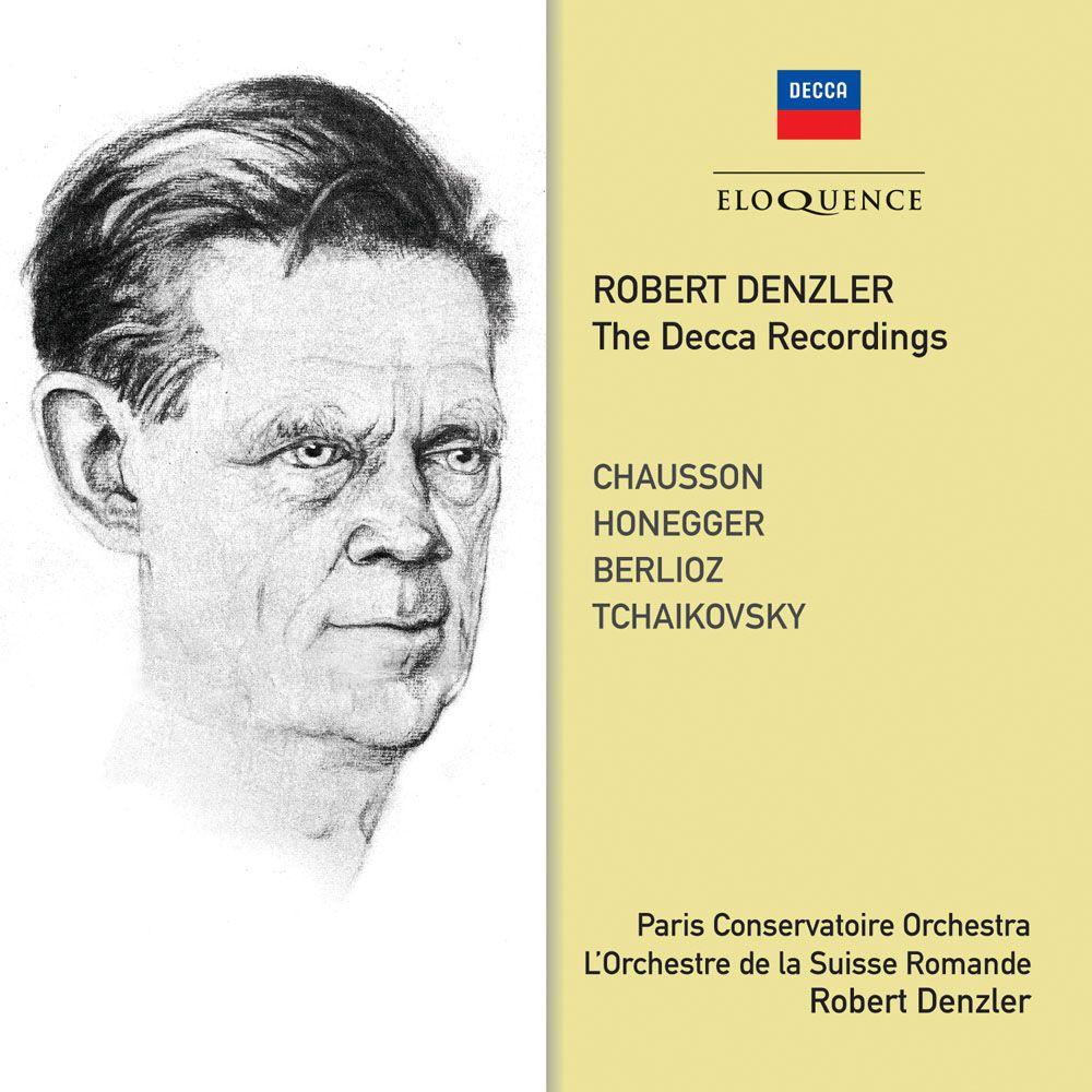 Robert Denzler - The Decca Recordings
