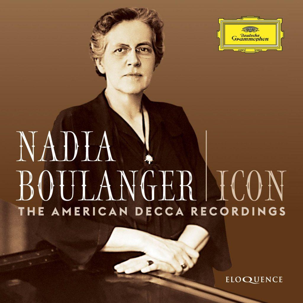 Nadia Boulanger - Icon