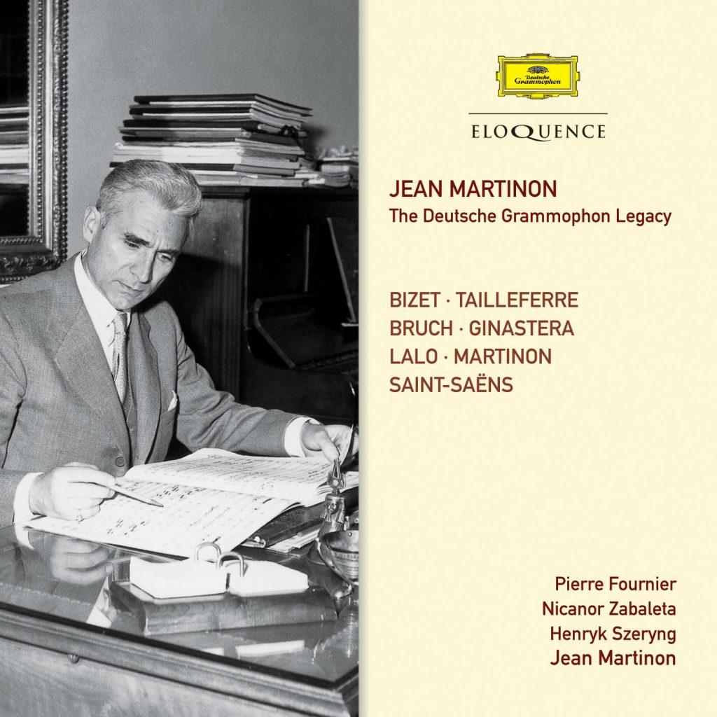 Jean Martinon – The Deutsche Grammophon Legacy
