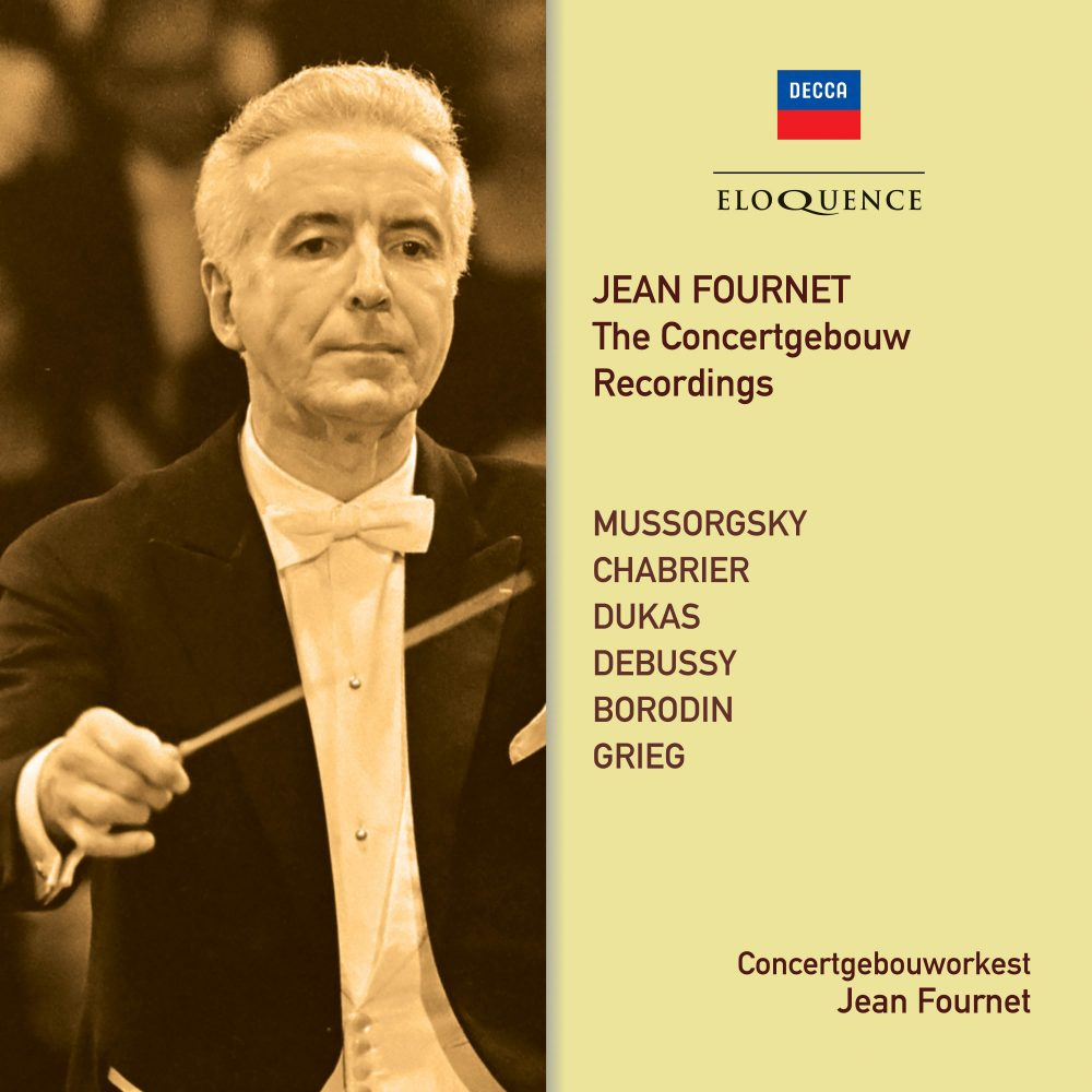 Jean Fournet – The Concertgebouw Recordings