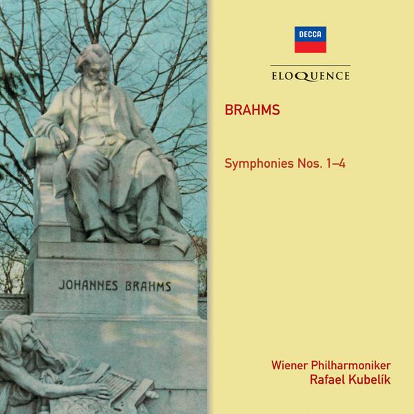 Brahms: Symphonies Nos. 1–4