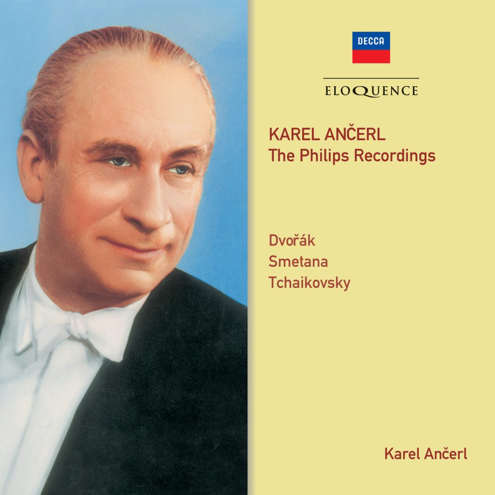 Karel Ancerl – The Philips Recordings