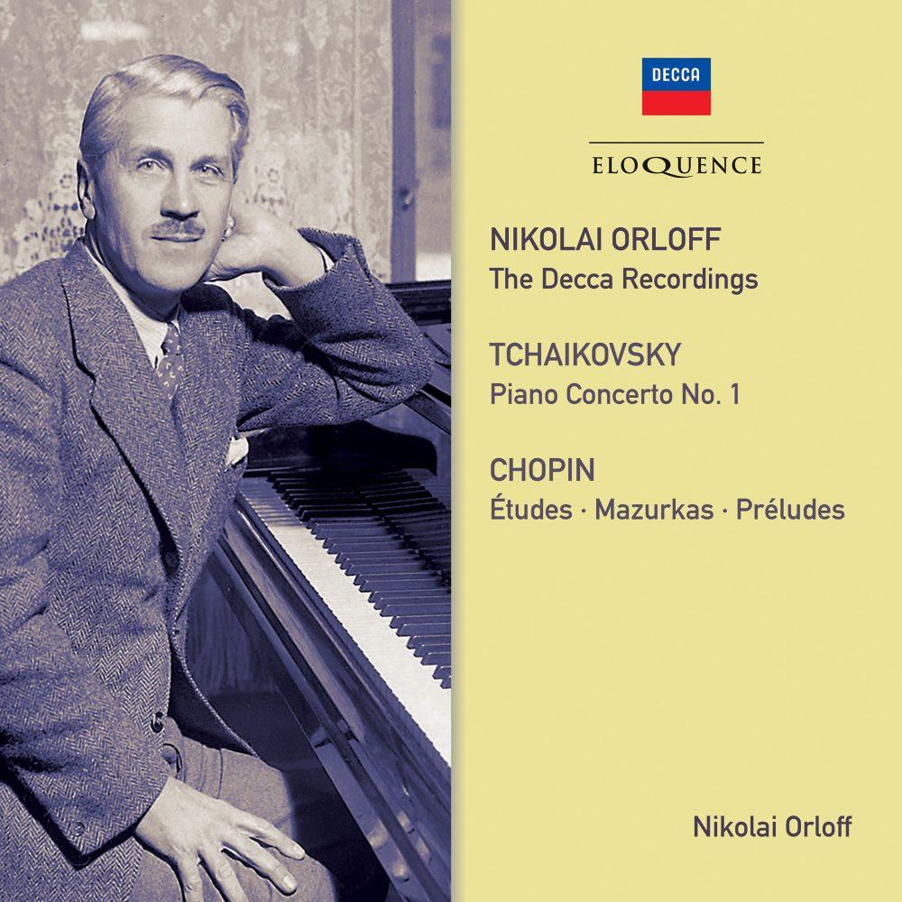 Nicolai Orloff – The Decca Recordings