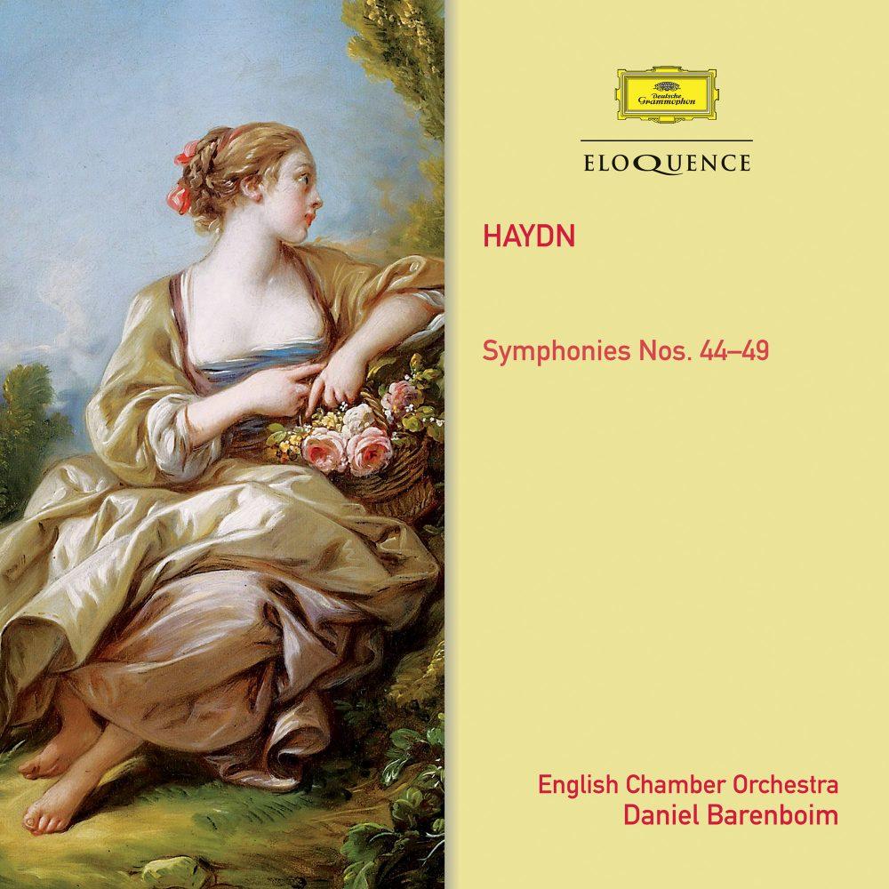 Haydn: Symphonies Nos. 44-49