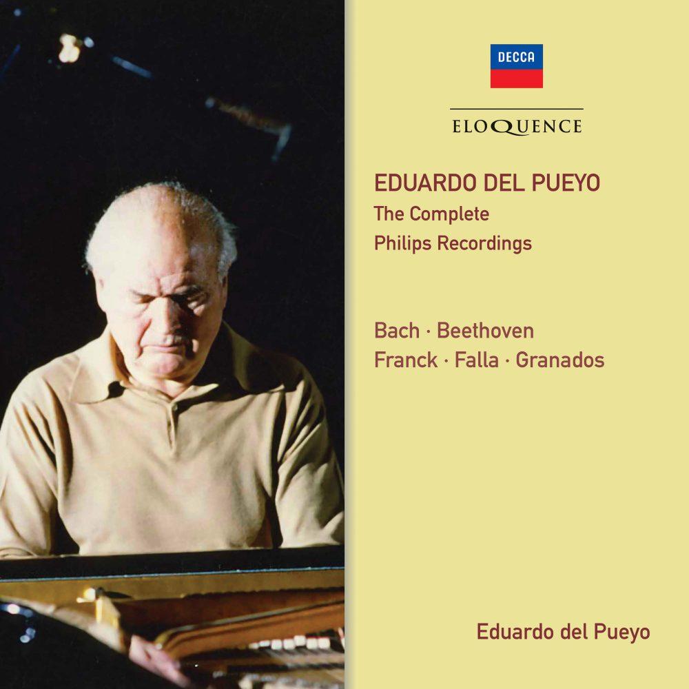 Eduardo del Pueyo – The Complete Philips Recordings