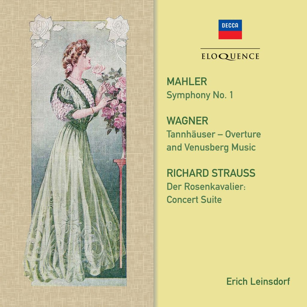Mahler: Symphony No. 1, Strauss, Wagner