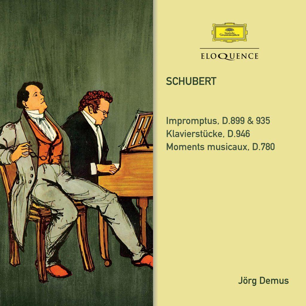 Schubert: Impromptus; Klavierstücke; Moments musicaux