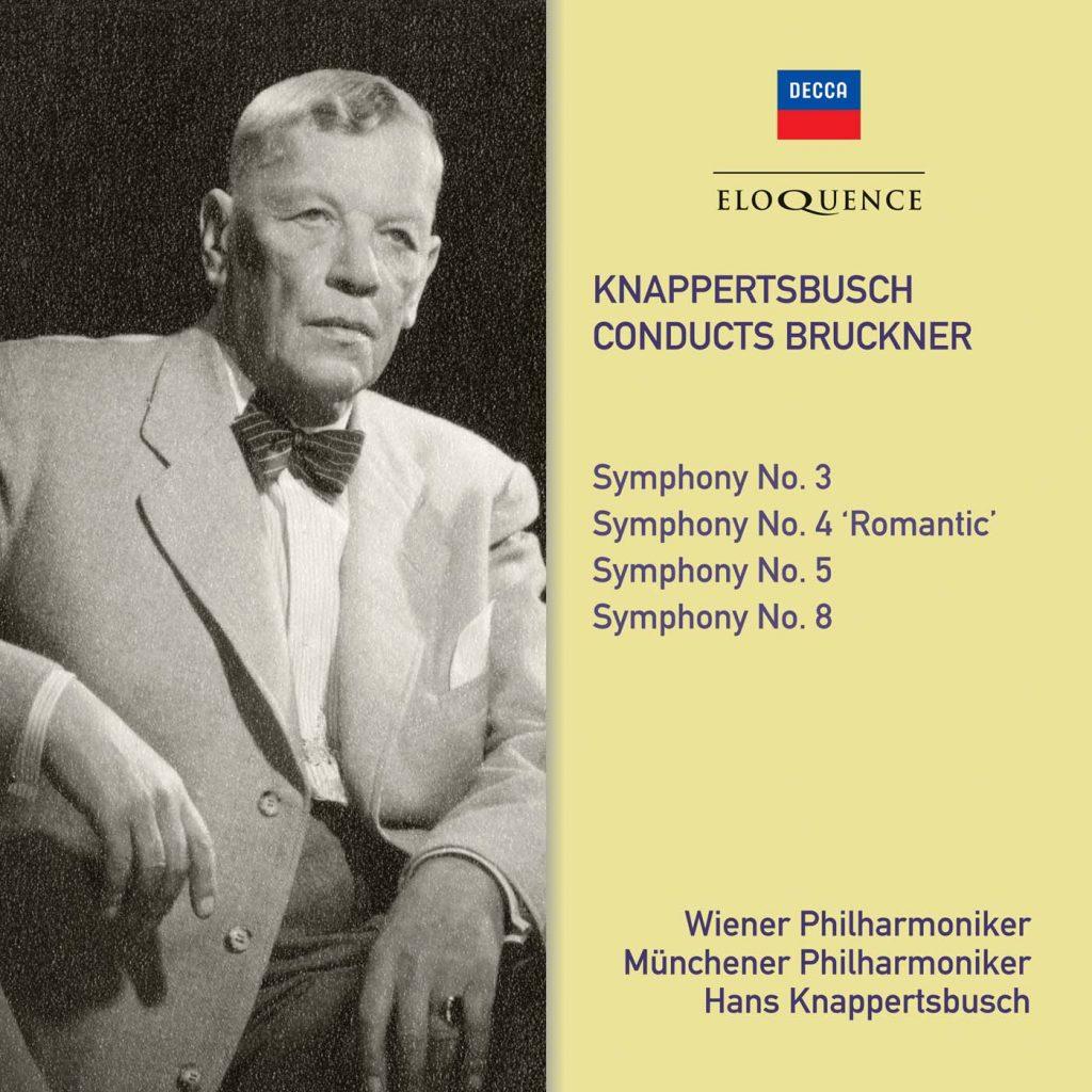 Hans Knappertsbusch - The Decca & Westminster Bruckner Recordings