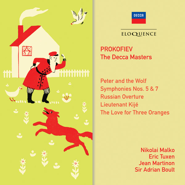 Prokofiev – The Decca Masters