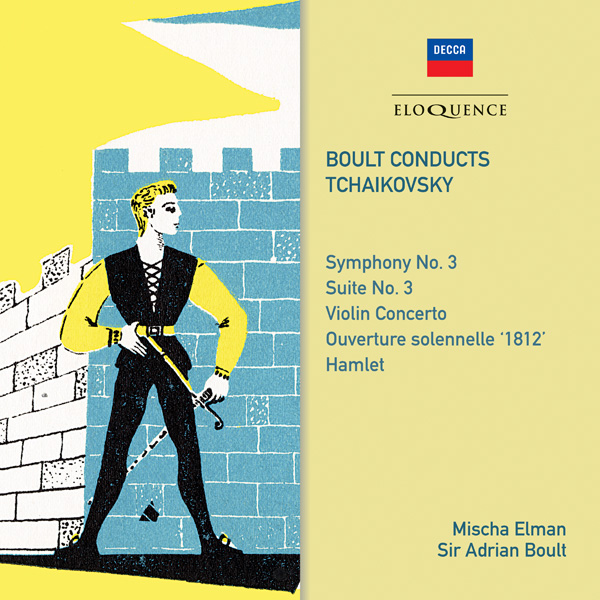 Tchaikovsky: Symphony No. 3; Violin Concerto