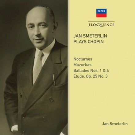 Jan Smeterlin - Jan Smeterlin Plays Chopin