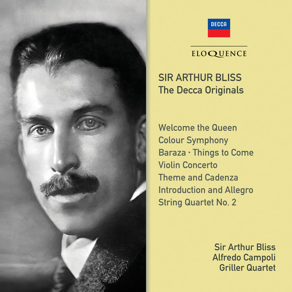 Sir Arthur Bliss - The Decca Originals