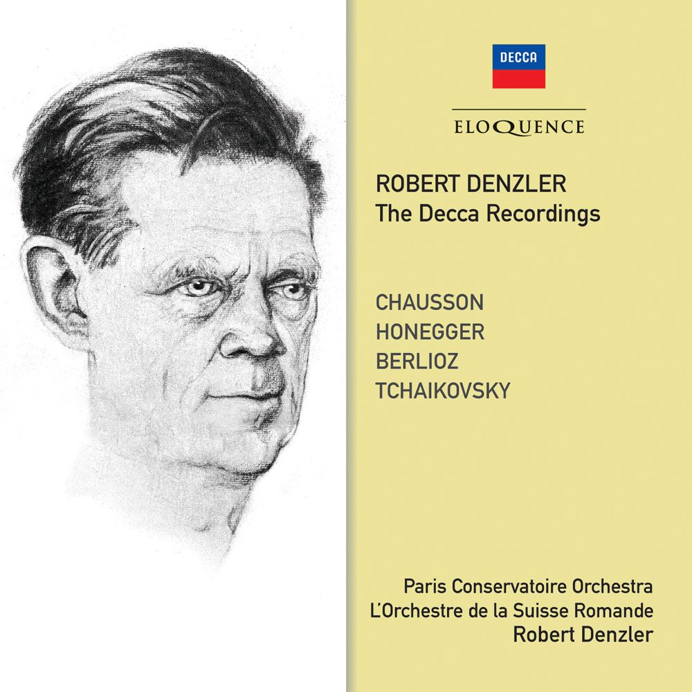 Robert Denzler - The Decca Recordings