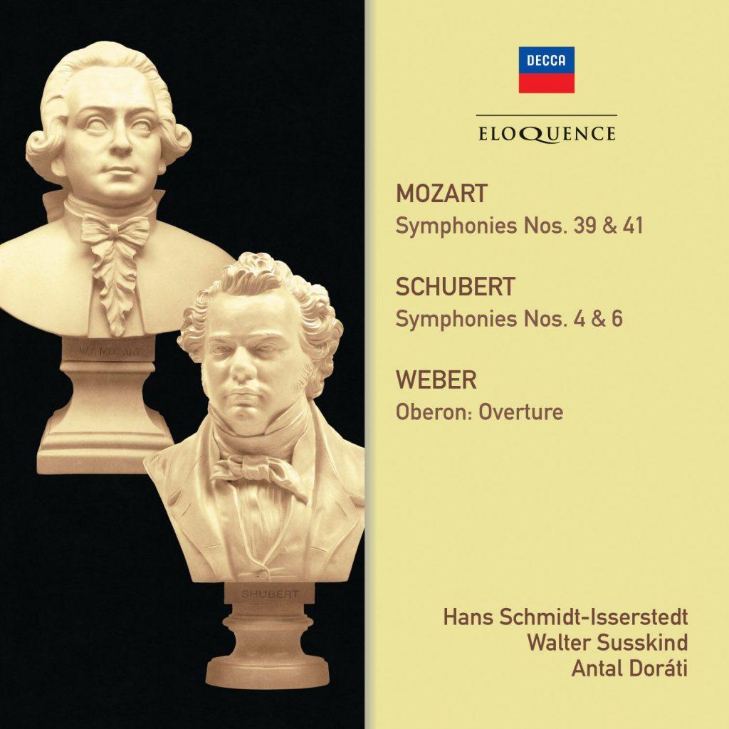 Mozart, Schubert: Symphonies