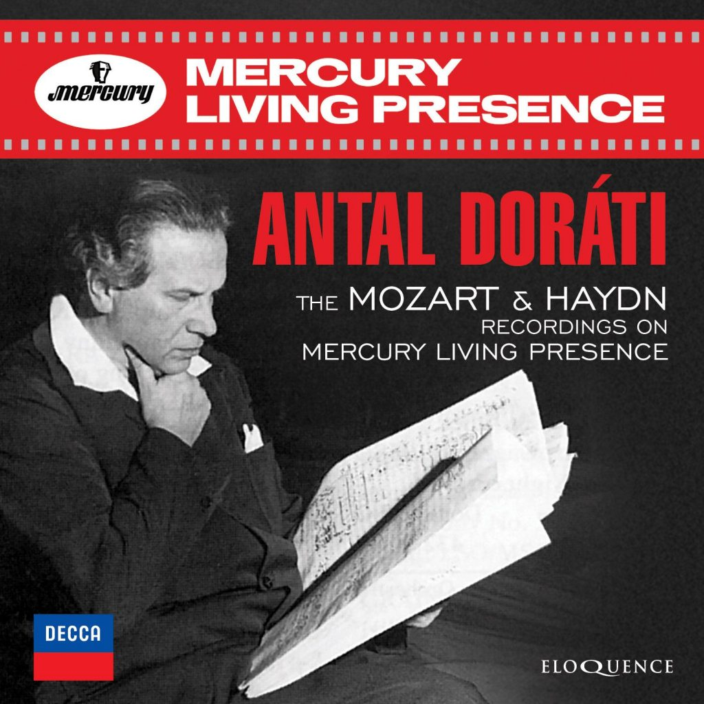 Antal Doráti – The Mozart & Haydn Recordings on Mercury Living Presence