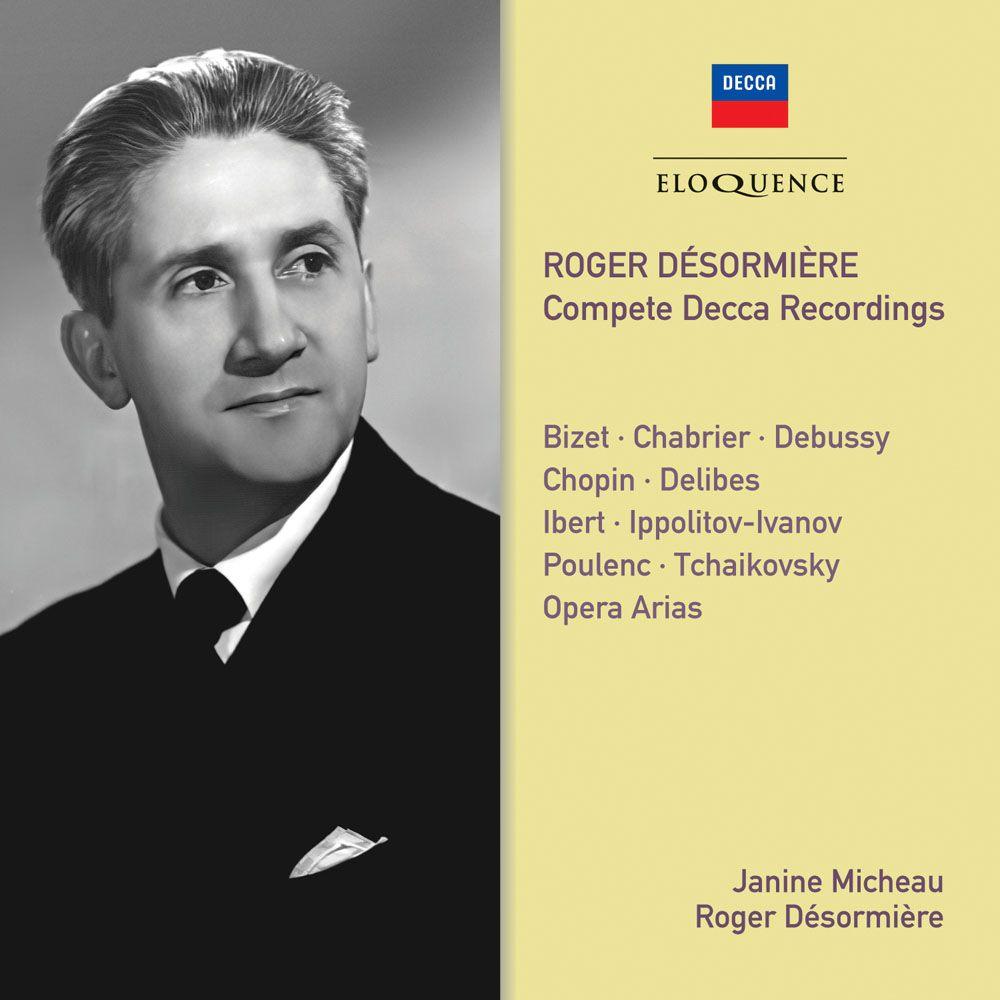 Roger Désormière – The Decca Recordings