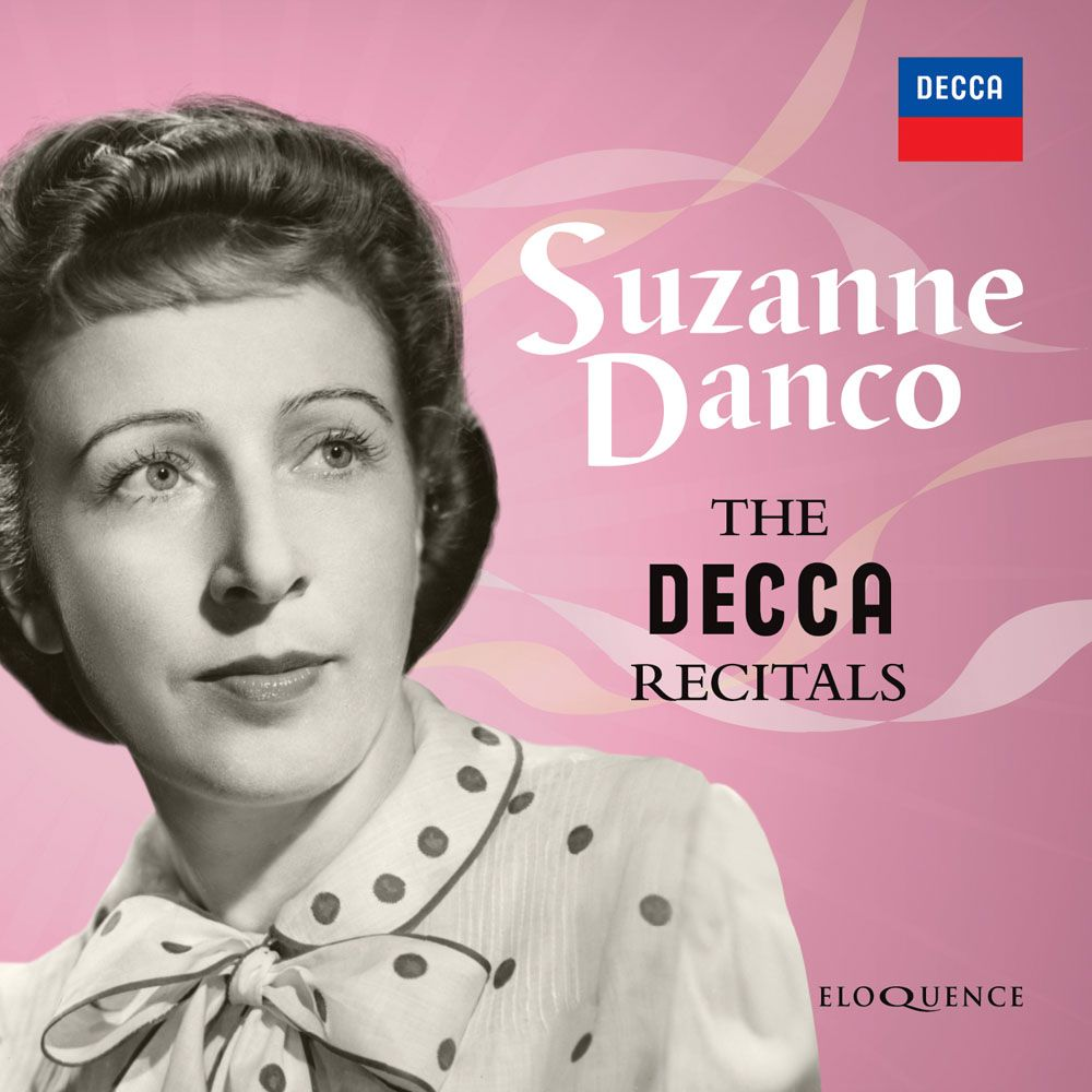 Suzanne Danco – The Decca Recitals