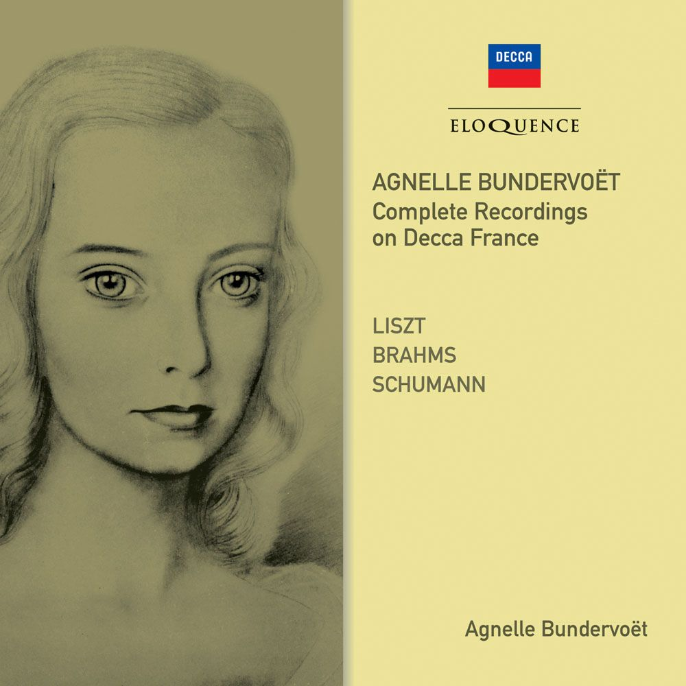 Agnelle Bundervoët - Complete Recordings on Decca France