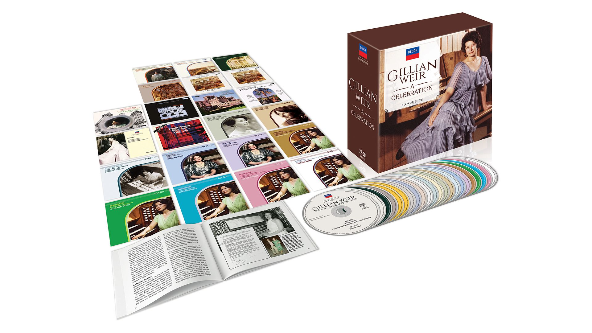 Gillian Weir<span class='watch-video'>Watch Video ...</span>