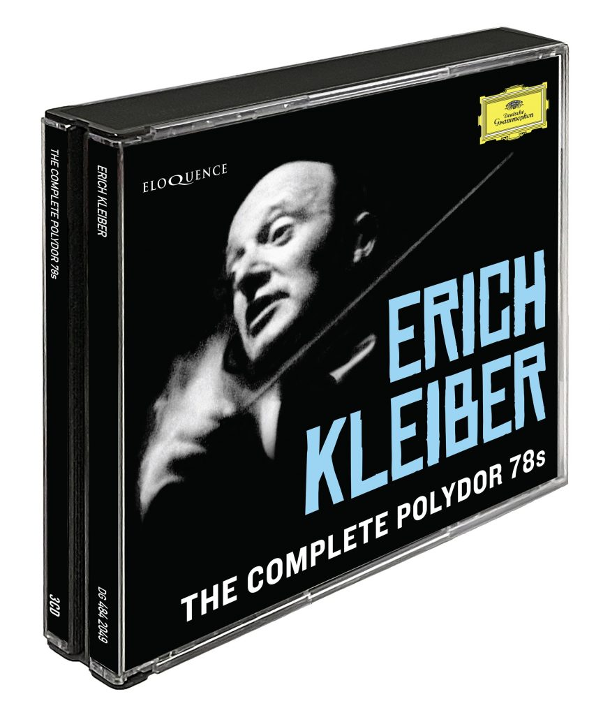 Erich Kleiber – The Complete Polydor 78s