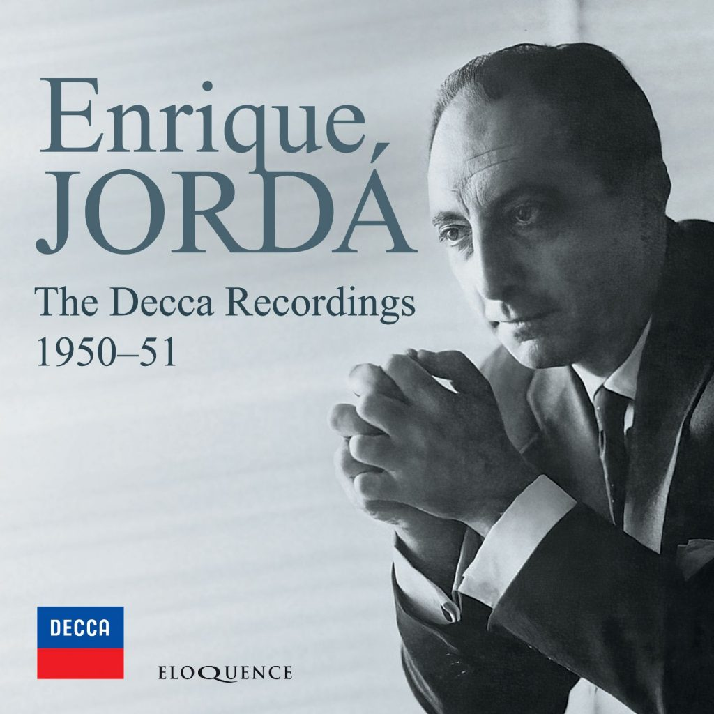 Enrique Jorda – Decca Recordings 1950-51