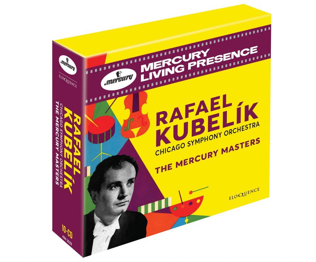 RAFAEL KUBELÍK – The Mercury Masters