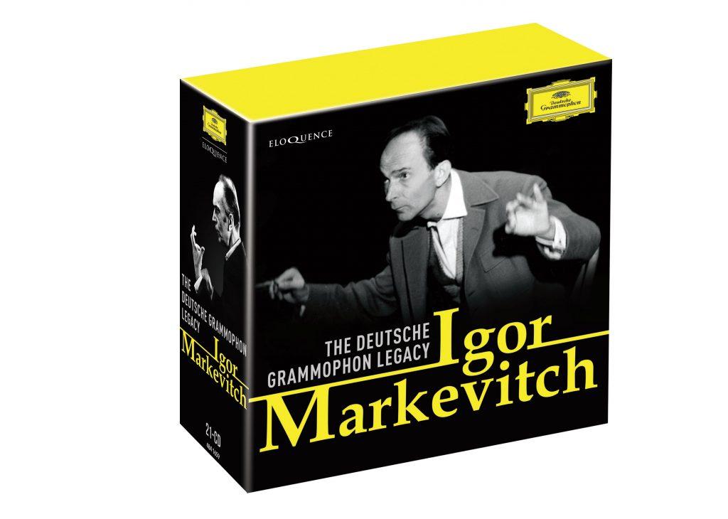 Igor Markevitch – The Deutsche Grammophon Legacy