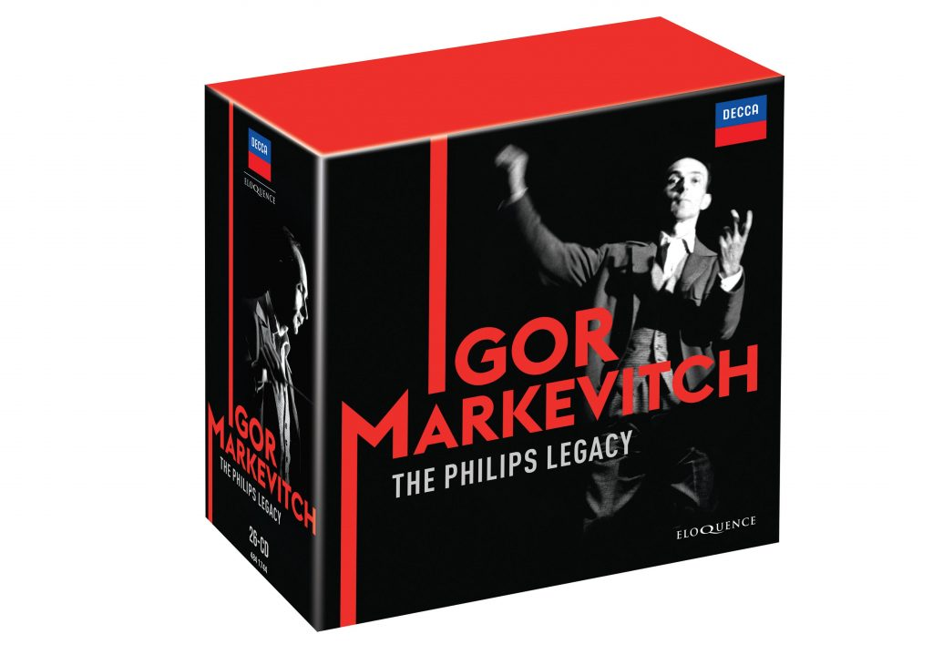 Igor Markevitch – The Philips Legacy
