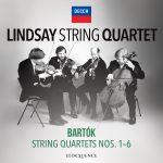 Lindsay String Quartet – Bartók: String Quartets Nos. 1-6