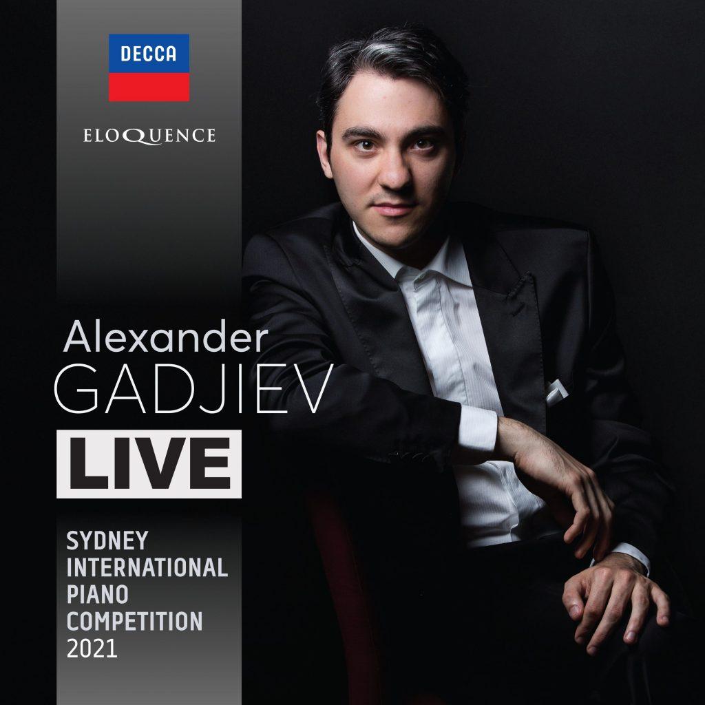 Alexander Gadjiev – Live